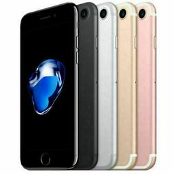 Apple iPhone 7 32GB/128GB/256GB Mobile Smartphone Factory Un