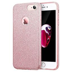 iPhone 7 Case, iPhone 8 case,Eraglow iPhone 7 8 Back Cover S