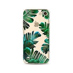 iPhone 7 Plus Case,iPhone 8 Plus Case, TPU Clear Case for 5.