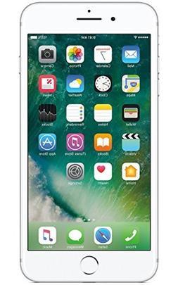 Apple iPhone 7 Plus, GSM Unlocked, 128GB - Silver