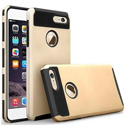 iBarbe iPhone 7 plus Case,iPhone 8 plus Case, Slim Fit Shell