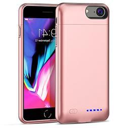 iPhone 8/7/6S/6 Battery Case, SUNWELL 3000mAh High Capacity