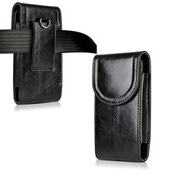 iPhone 8 Plus 7 Plus 6S Plus Belt Holster,kiwitatá Vertical