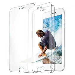 iPhone 8 Screen Protector,iPhone 7 Screen Protector, 3-PACK