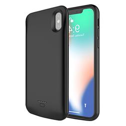 iPhone X / 10 Battery Case,MAXBEAR 4000mAh Portable Ultra S