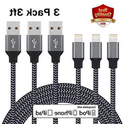 iPhone Charger Cable,Generic Lightning Cable iPhone 8 Charge
