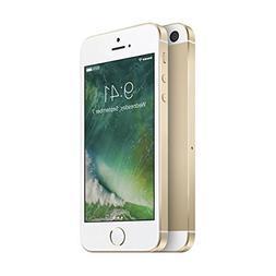 Apple iPhone SE, GSM Unlocked, 64GB - Gold