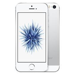 Apple iPhone SE, GSM Unlocked, 32GB - Silver