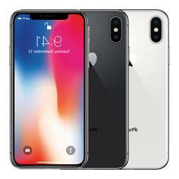 Apple iPhone X 64GB Factory Unlocked Phone - Very Good