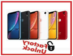 Apple iPhone XR- 64GB & 128GB - A1984  All Color