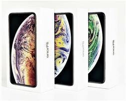 Apple iPhone XS Max - 64GB,256GB -  A1921  All Colors