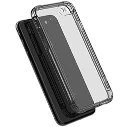 New iphone8 Airbag Drop Mobile Shell Apple 7plus Transparent