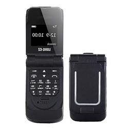 LONG-CZ J9 Latest Mini Flip Bluetooth Dialer with Voice Chan