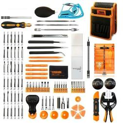 Jakemy Screwdriver Set, 89 in 1 with 54 Magnetic Precision D