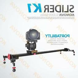 Konova K1A180L Camera Camcorder Tripod Slider K1 80cm for Vi