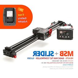 Konova K5 120  Slider with MSB for Live Motion Video