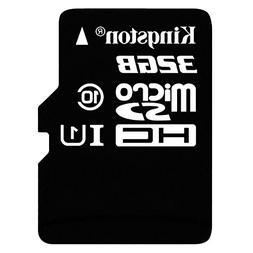 Professional Kingston 32GB Lenovo K4 Note MicroSDHC Card wit