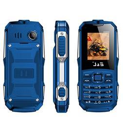E&L K6900 Triple Proofing Phone 1.8 inch, Bluetooth, FM, Fla