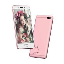 """Unlocked Mobile Phone, Kenxinda X6 4G Dual SIM Smartphone 5"""""""