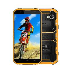 KEN XIN DA W9 Unlocked Rugged Smartphones 6.0 Inches Display