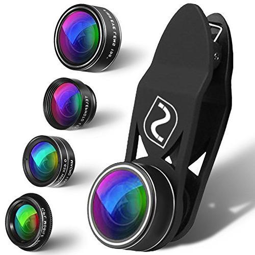 1 mobile phone lens kit