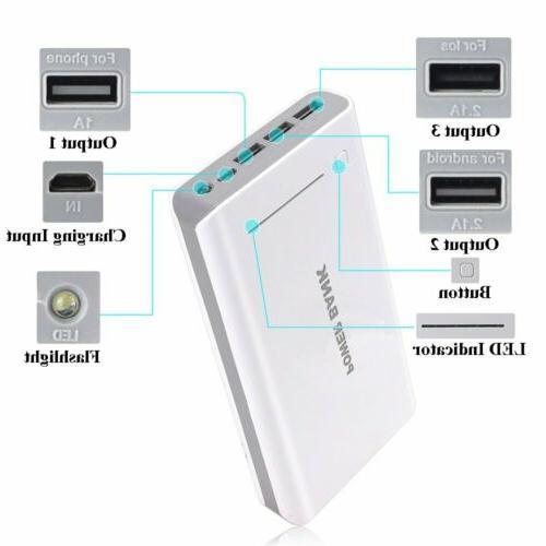 USB LCD External Power For Phone
