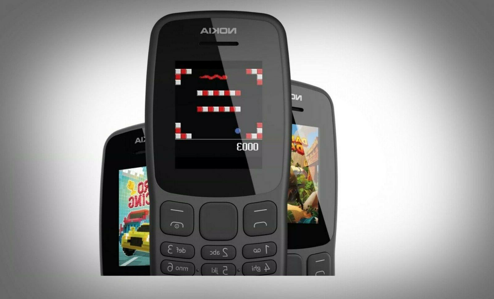 Nokia Factory Unlocked Phone