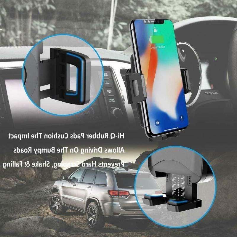 10W Wireless Air Vent Holder Car