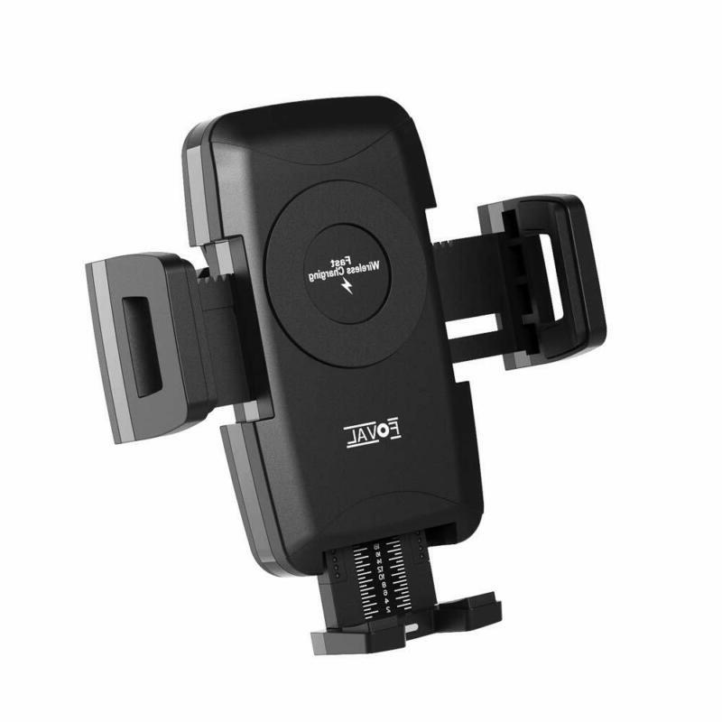 10W Car Charger Air Vent Cell Phone Holder Car Compatible