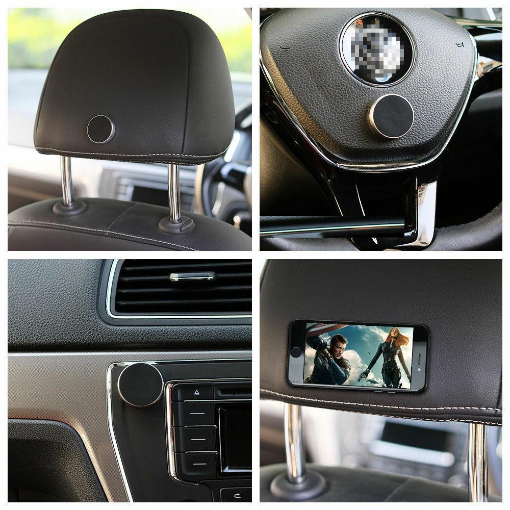 2-Pack Universal In Car / Magnetic Mobile GPS Mount Holder