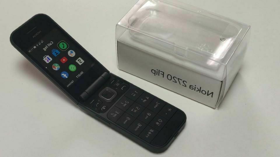 Nokia Flip 4GB 512MB Factory Unlocked