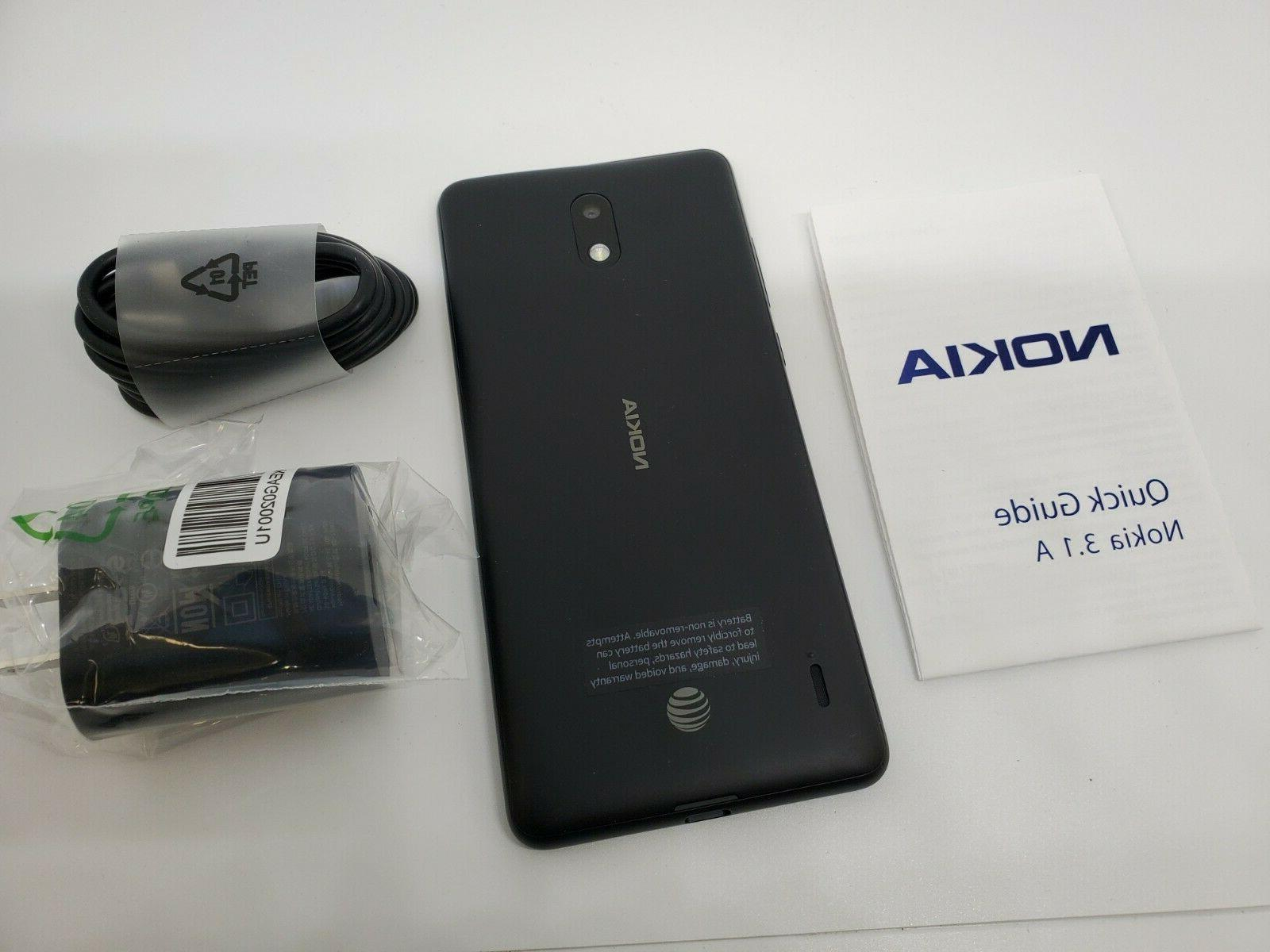 Nokia 3.1 32GB Inbox