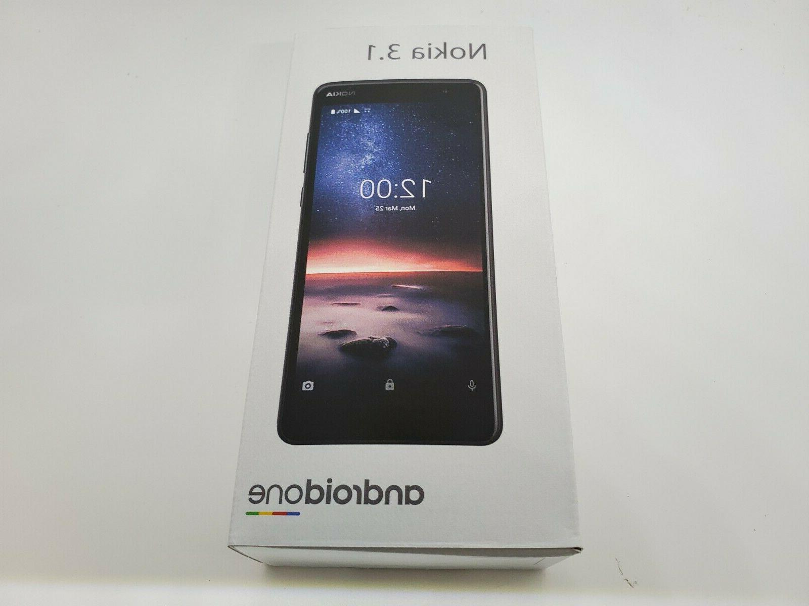 Nokia 3.1 A 32GB - Inbox