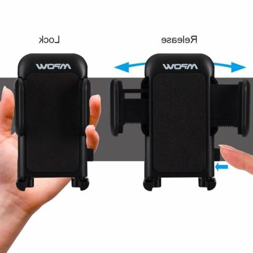 Mpow 360° CD Slot Mount Holder Mobile Cell