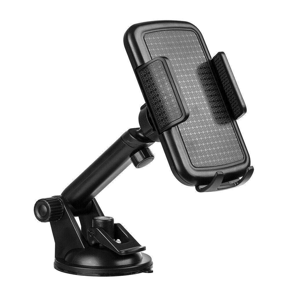 360° Mount Holder Car Windshield For Cell Samsung