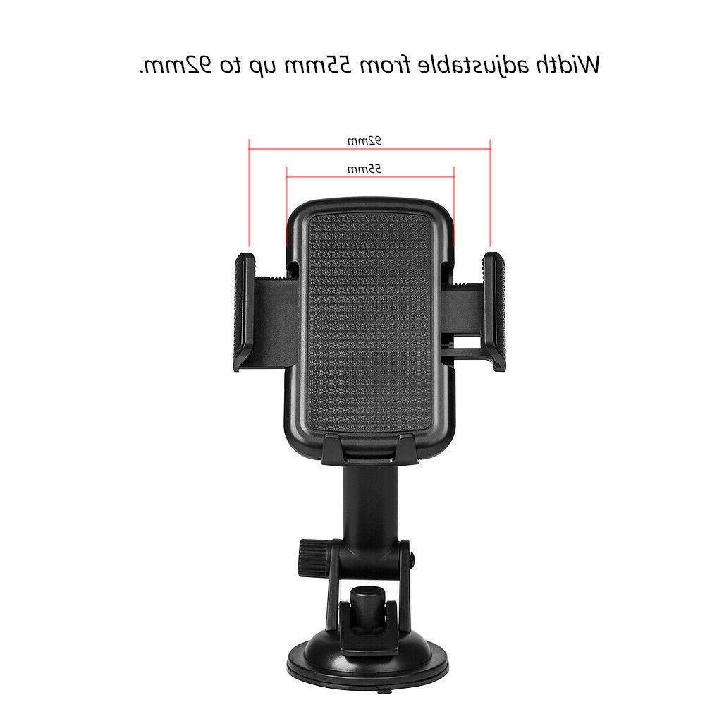 360° Mount Windshield Stand Cell GPS