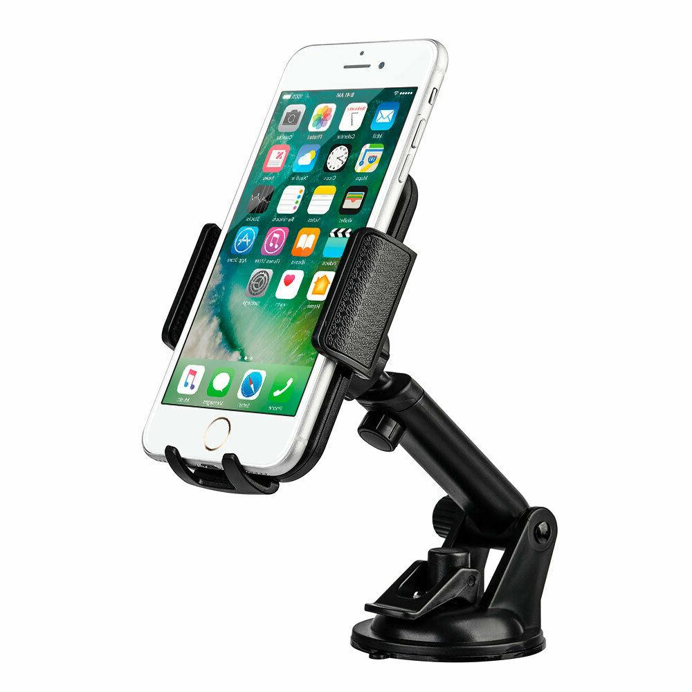 360° Windshield Cell Phone GPS iPhone Samsung