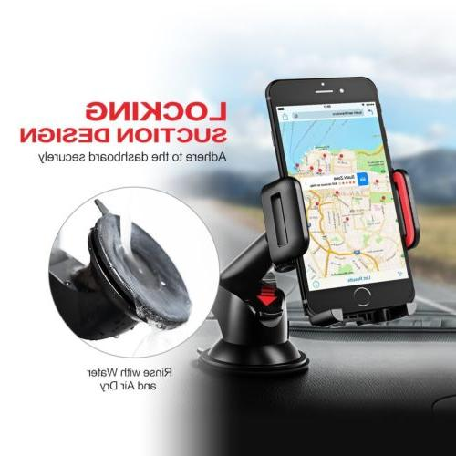 MPOW Windshield Mount Stand for Mobile