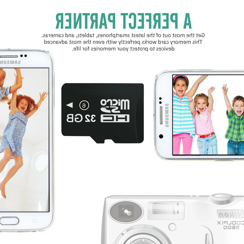 4GB 16GB CLASS 6 Micro TF Flash Memory Card