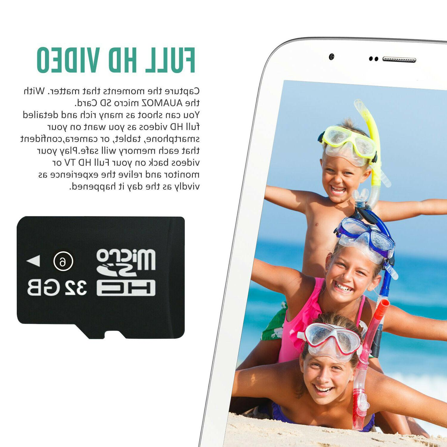 4GB 8GB CLASS 6 Micro SD TF Card For Camera Phones
