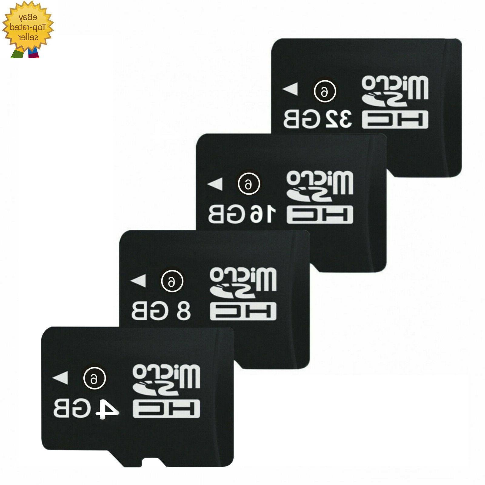 4gb 8gb 16gb 32gb class 6 micro