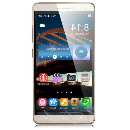 """6.0"""" Cheap Android 8.1 Cell Phone Core SIM"""