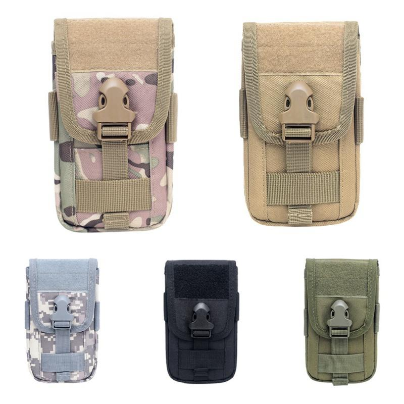 5.5 Inch Tactical Molle <font><b>Phone</b></font> Pouch Card