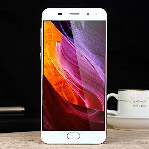 Highpot 5 Inch Dual SIM Cell Phone - 512MB+4GB WiFi Unlocked