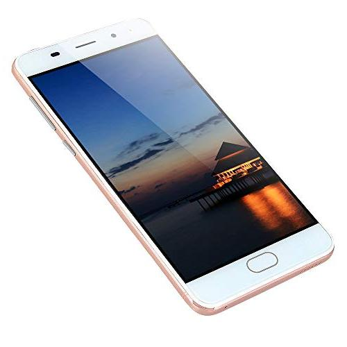 5 inch ultrathin dual sim cell phone