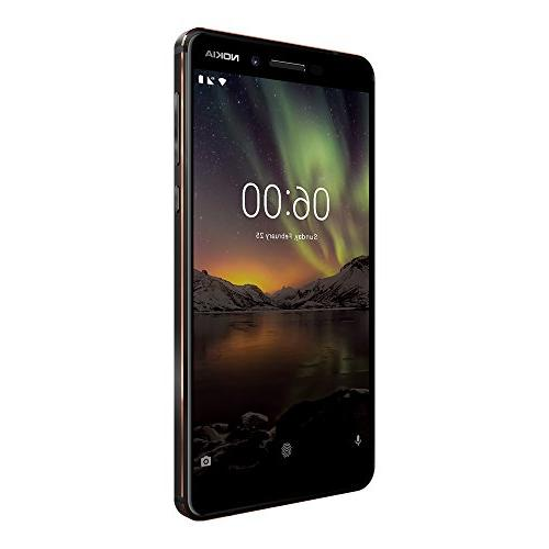 """Nokia TA-1068 Black 5.5"""", GSM International No"""