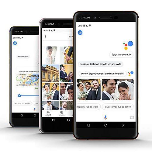 Nokia One - Pie 32 GB - Smartphone Warranty