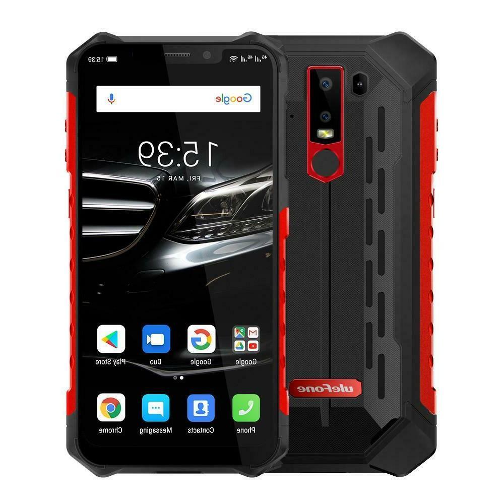 Ulefone ARMOR 6E IP68 IP69K Waterproof 6.2 inch 4G Smartphon