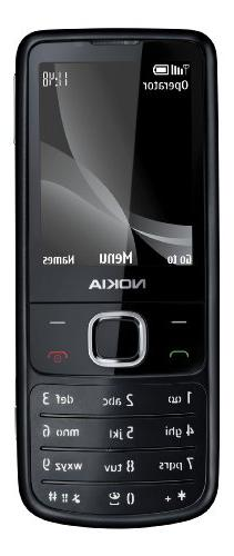 Nokia 6700 Quad-band Slide GSM Cell Phone - Black - Unlocked