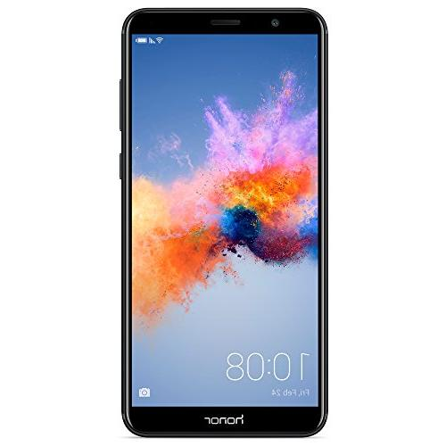 Honor 7X Unlocked Smartphone 16MP + Camera, Dual SIM, Storage,